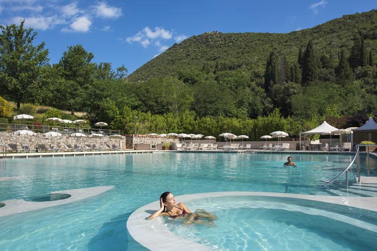Hotel Grotta Giusti spa Tuscany Italy