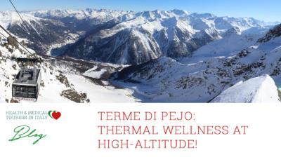 pejo terme thermal alps