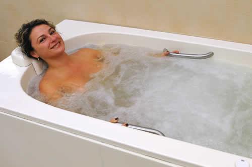 Thermal baths in Montecatini Terme